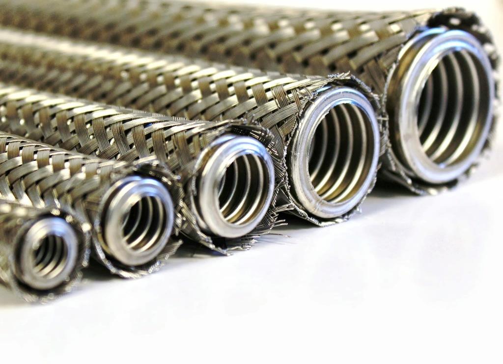 SS Corrugated u0026 Teflon Hose  sc 1 st  Rikon Traders & SS Corrugated u0026 Teflon Hose :: Rikon Traders ::